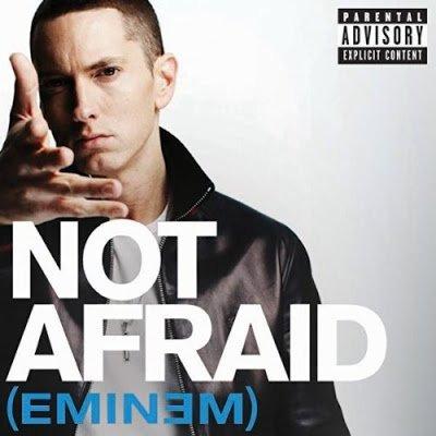 Audio: Eminem – Not Afraid (1st single off new album)