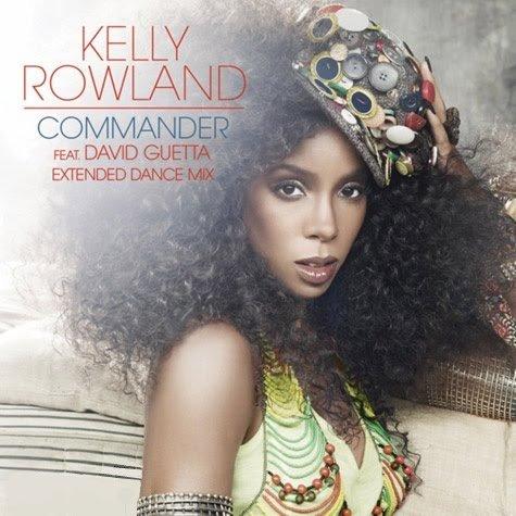 Audio: Kelly Rowland – Commander (Prod. David Guetta)