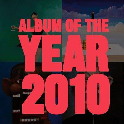 ALBUM OF THE YEAR 2010