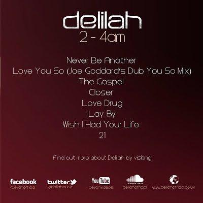 Delilah 2-4am (Mixtape)