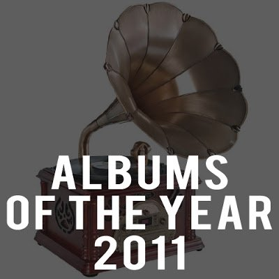 Albums of The Year 2011