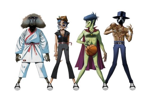 Gorillaz ft. Andre 3000 and James Murphy – Do Ya Thing