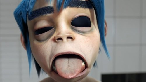 Gorillaz ft Andre 3000 and James Murphy – DoYaThing (Video)
