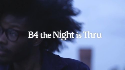 Jesse Boykins III – B4 The Night Is Thru (Video)