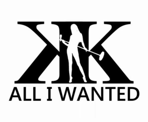 Kymberley Kennedy – All I Wanted