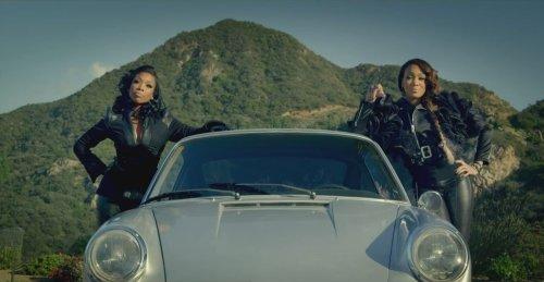 Monica & Brandy – It All Belongs To Me (Video)