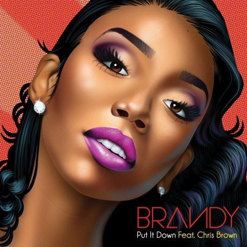 Brandy – Put It Down feat. Chris Brown