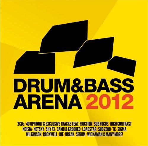 Preview: Drum&BassArena 2012