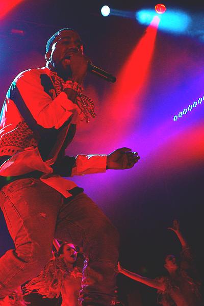 Kanye West & DJ Khaled – Theraflu (Cold)