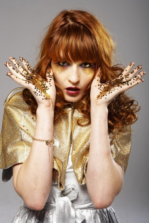Florence And The Machine vs Calvin Harris – Spectrum (Say My Name)
