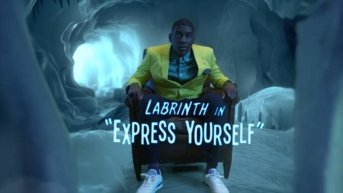 Labrinth – Express Yourself (Video)