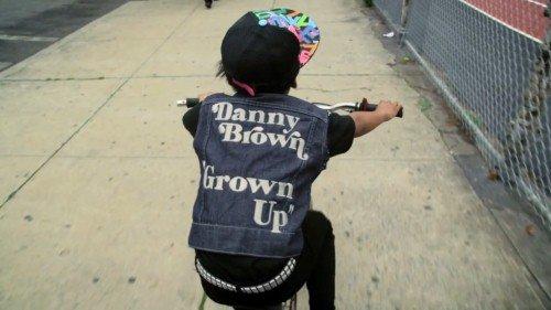 Danny Brown – Grown Up (Video)