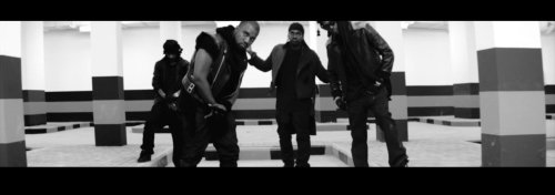 Kanye West – Mercy feat. Big Sean, Pusha T, 2 Chainz (Video)