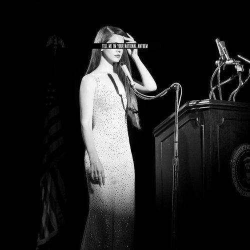 Lana Del Rey – National Anthem (Remixes)