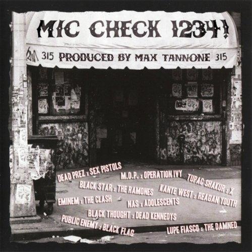 Max Tannone – Mic Check 1234! (Mixtape)