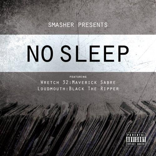 Smasher – No Sleep Ft Wretch 32, Maverick Sabre, Loudmouth, Black The Ripper (Video)
