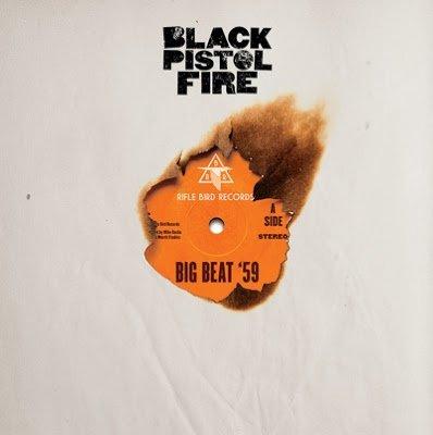 Black Pistol Fire – Crows Feet