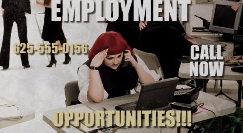 Gossip – Get A Job (Video)