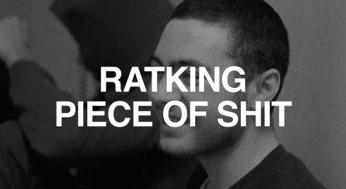 RATKING – Piece of Shit (Video)