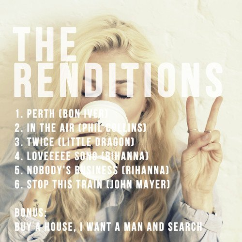 Marie Dahlstrom – The Renditions EP