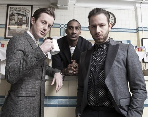 Chase & Status – Count On Me feat Moko