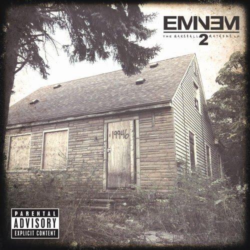 Album Review: Eminem – The Marshall Mathers LP 2