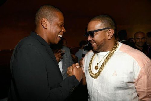 Timbaland – Know Bout Me (Feat. Jay Z, Drake & James Fauntleroy)