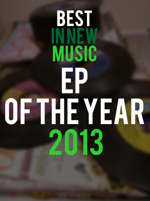 EP of The Year 2013