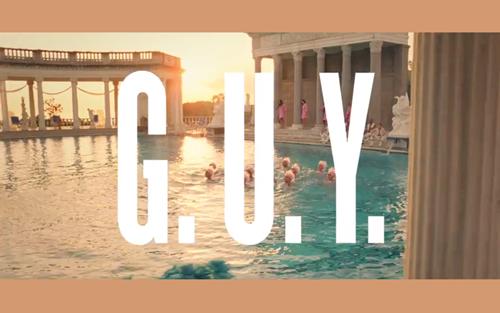 Lady Gaga – G.U.Y. (Video)