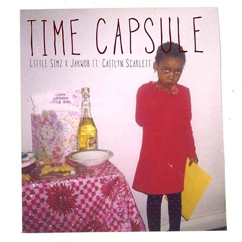 Little Simz & Jakwob – Time Capsule (ft. Caitlyn Scarlett)