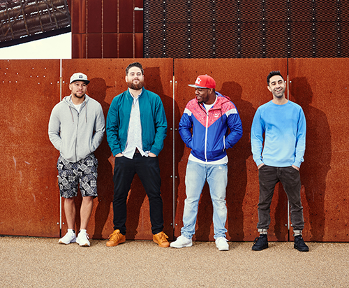 Rudimental – Never Let You Go (Video)