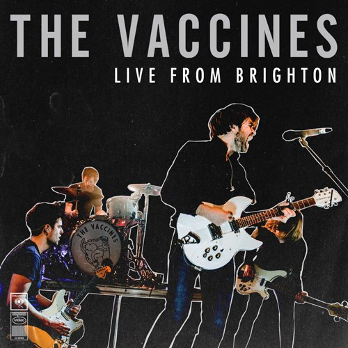 The Vaccines – Live From Brighton EP