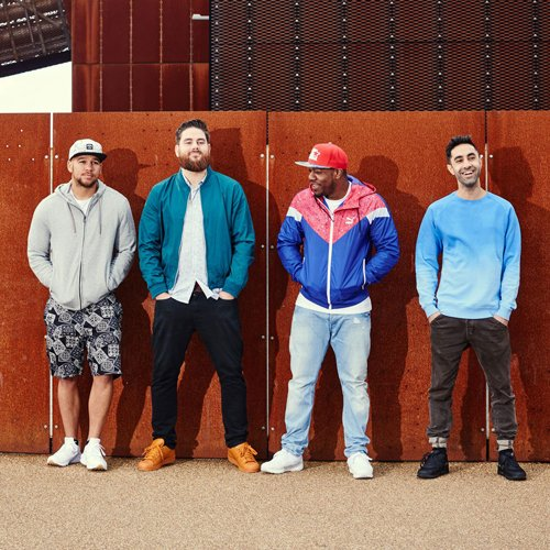 Rudimental – Love Ain't Just A Word (feat. Anne-Marie & Dizzee Rascal)