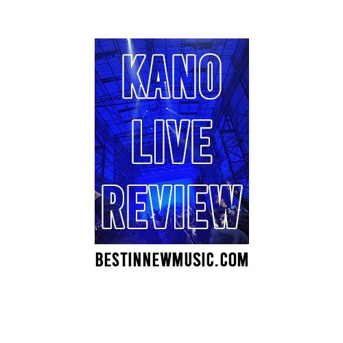 Kano at Drumsheds – Feb 2020 (Review)