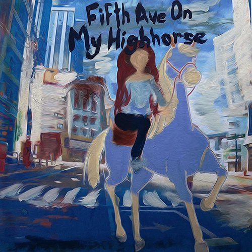 Dounia – Fifth Ave On My High Horse EP
