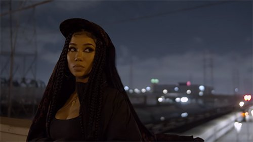 Jhené Aiko – One Way St. ft. Ab-Soul (Video)