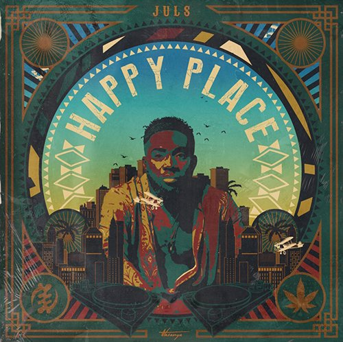 Juls – Happy Place EP