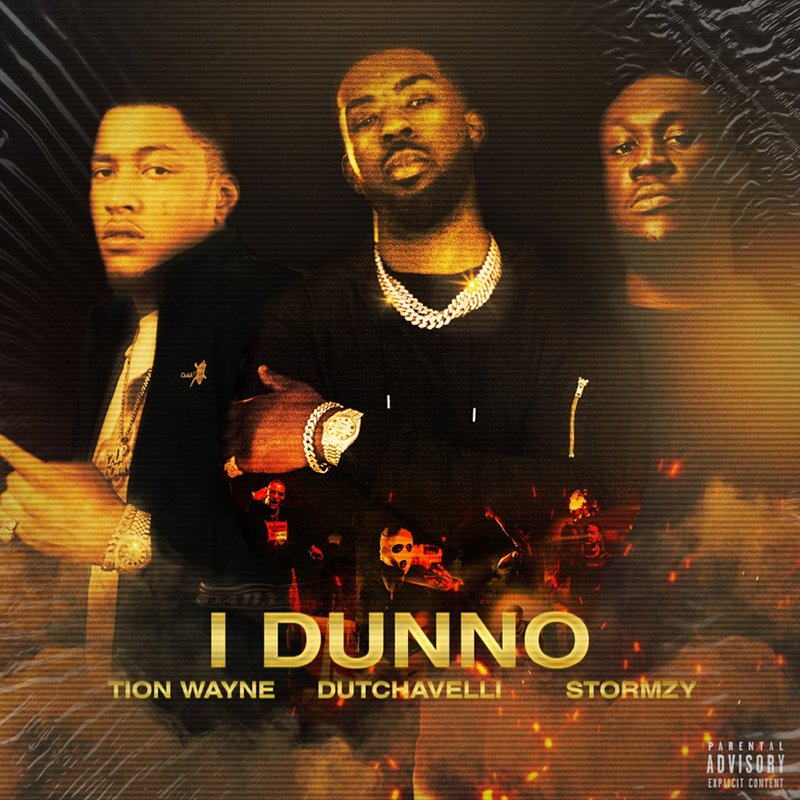 Tion Wayne – I Dunno feat. Dutchavelli & Stormzy (Video)