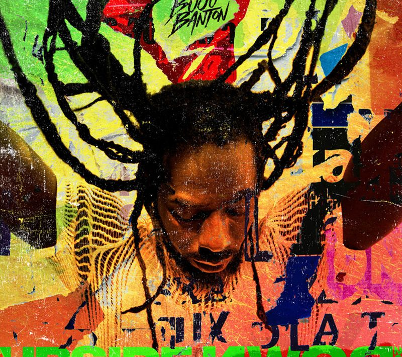 Buju Banton - Upside Down 2020 (Album)