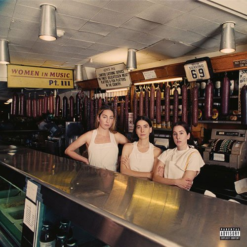 HAIM – Women In Music, Pt. III (Album)