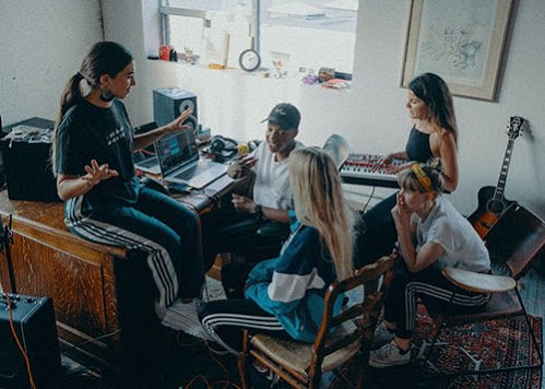 Her Songs – Lost a Little (feat. Dani Murcia, Emily C. Browning, Emmavie, Marie Dahlstrom & The Naked Eye)