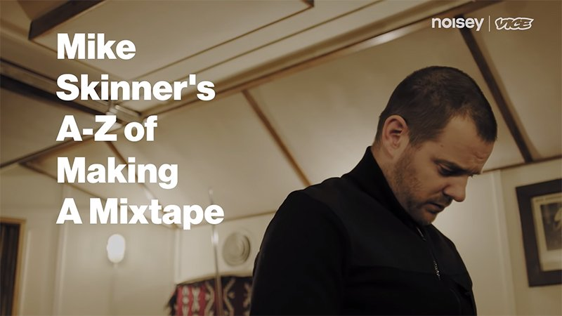 The Streets Mixtape Documentary (Mike Skinners A-Z of Making a Mixtape)