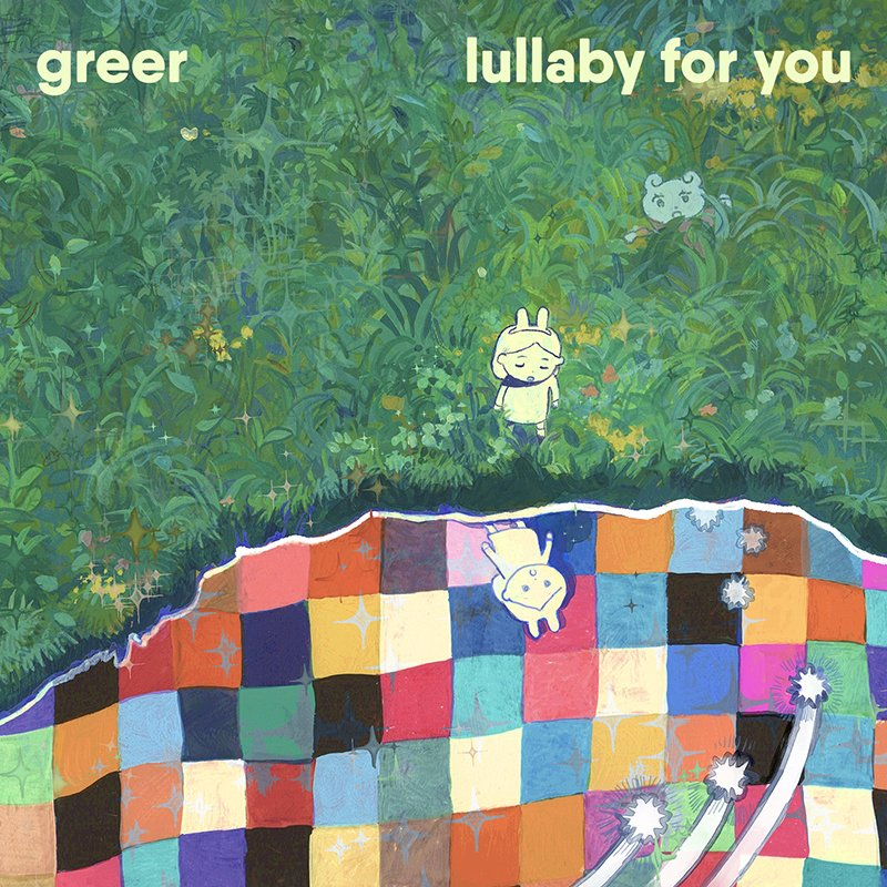 Greer – Lullaby For You EP