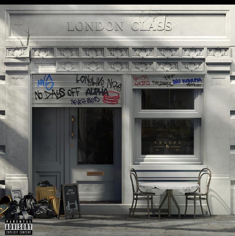 Knucks – London Class (Album)