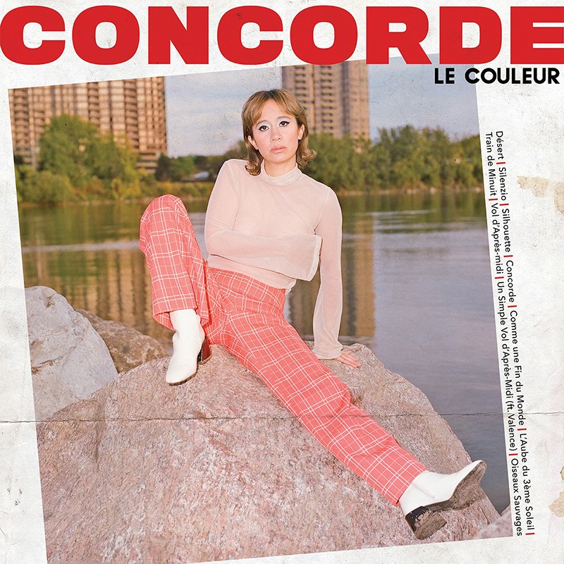 Le Couleur – Concorde (Album)