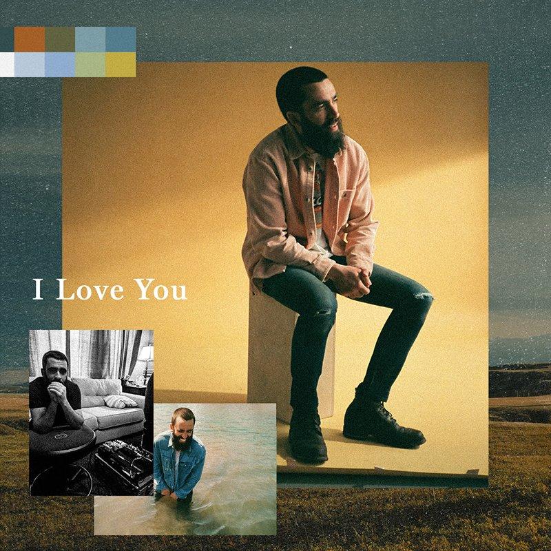 Michael Bernard Fitzgerald – I Love You (Acoustic Video)