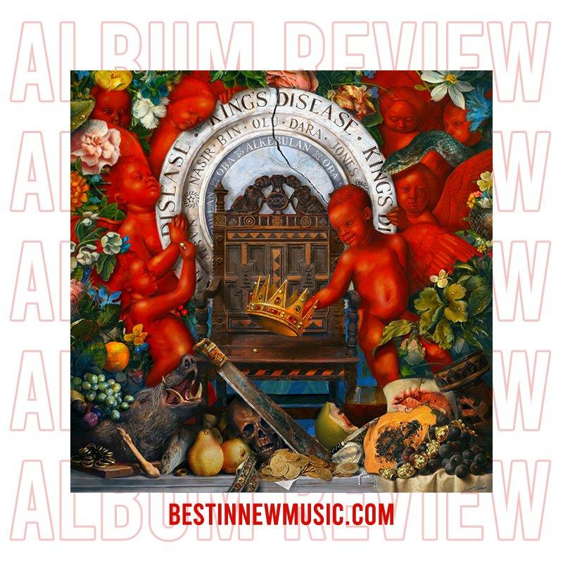 Nas – King's Disease (Album Review)