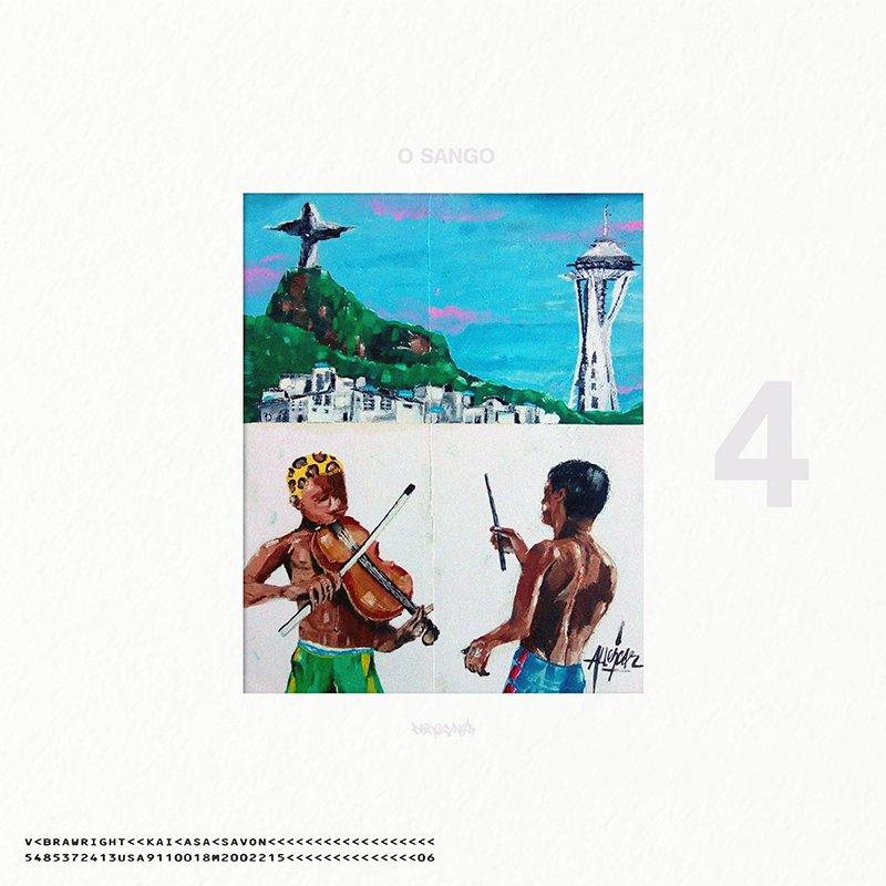 Sango – Da Rocinha 4 (Album)