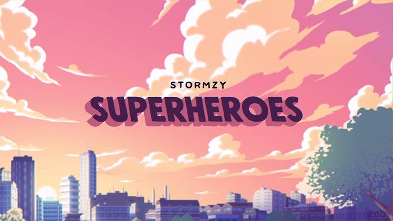 Stormzy – Superheroes (Video)