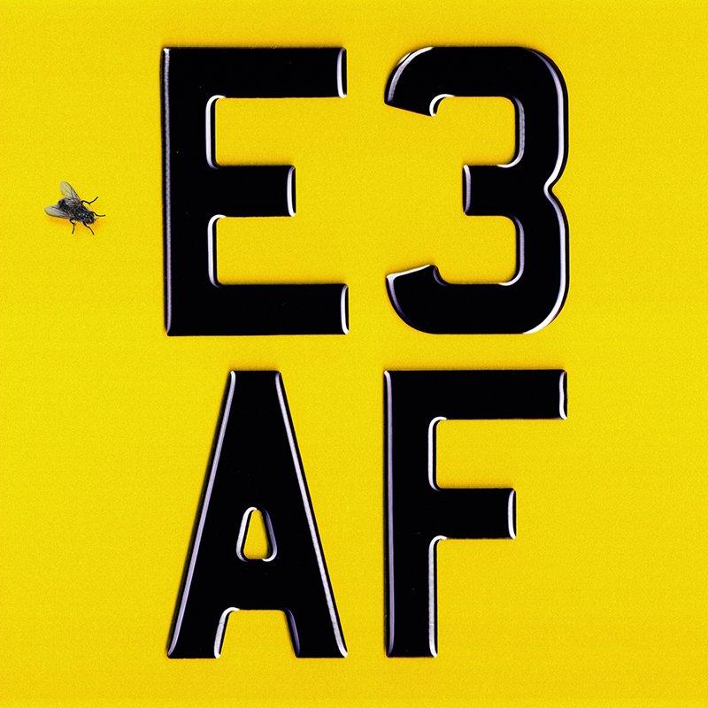 Dizzee Rascal – E3 AF (Album)